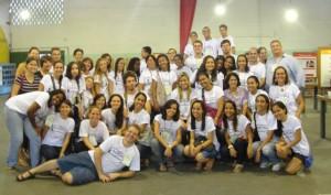 voluntários II Semana