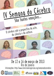 cartaz IV Semana