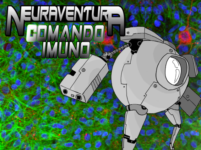 NeurAventura - ComandoImuno