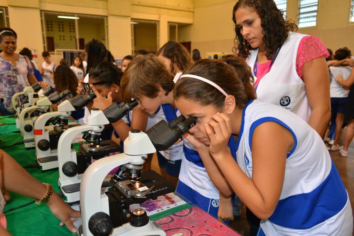 Oficina de Microscopia do Sistema Nervoso e dos Parasitos