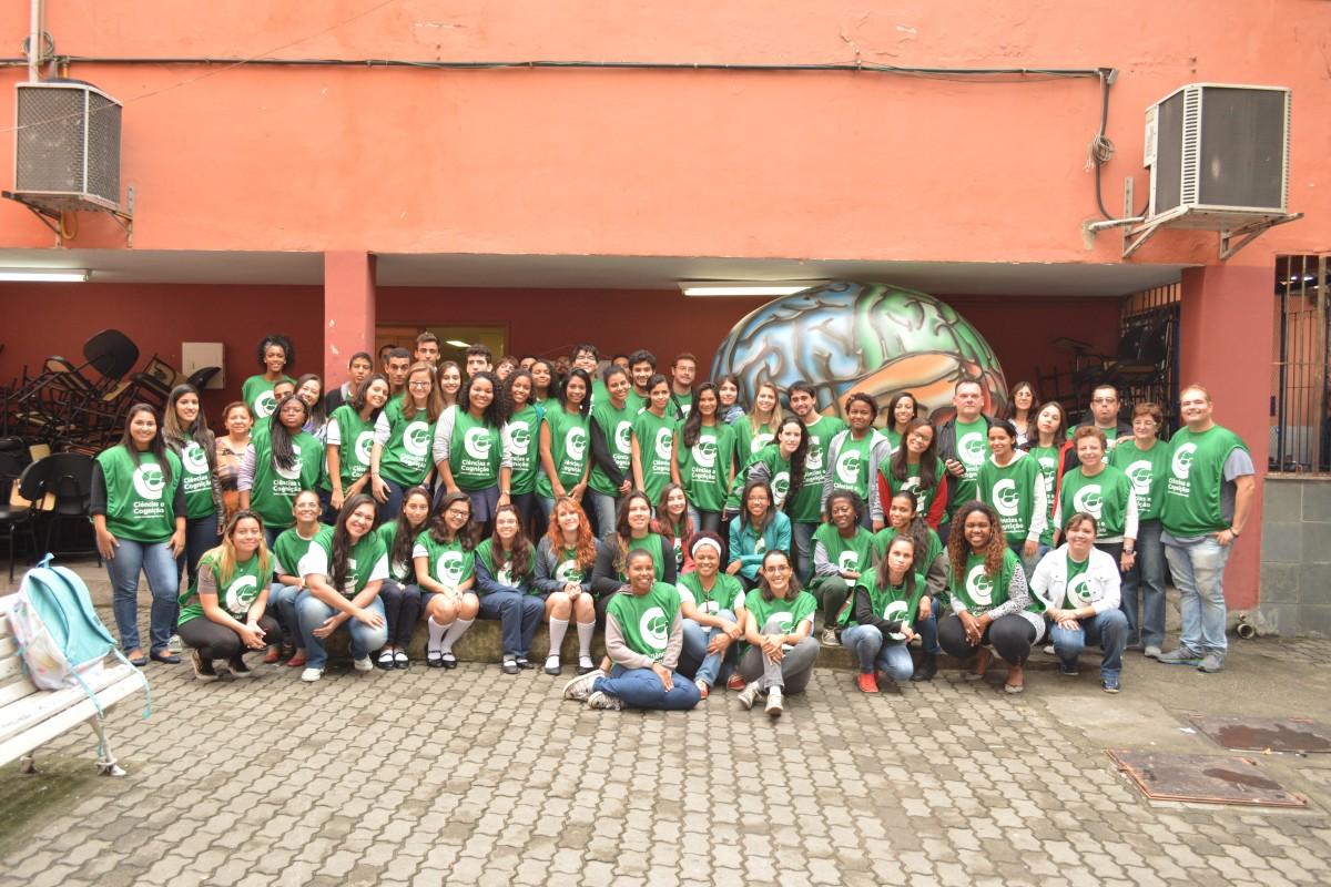 Dia do Cérebro – Colégio Pedro II – 08/03/2015