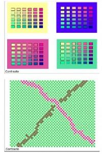 ilusões de contraste 2