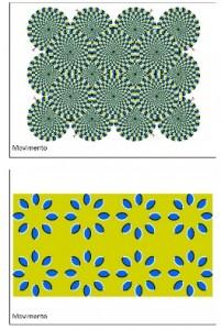 ilusões de movimento 1
