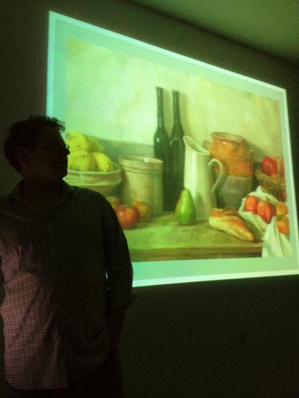"""Workshop """"Arte com Ciência"""""""
