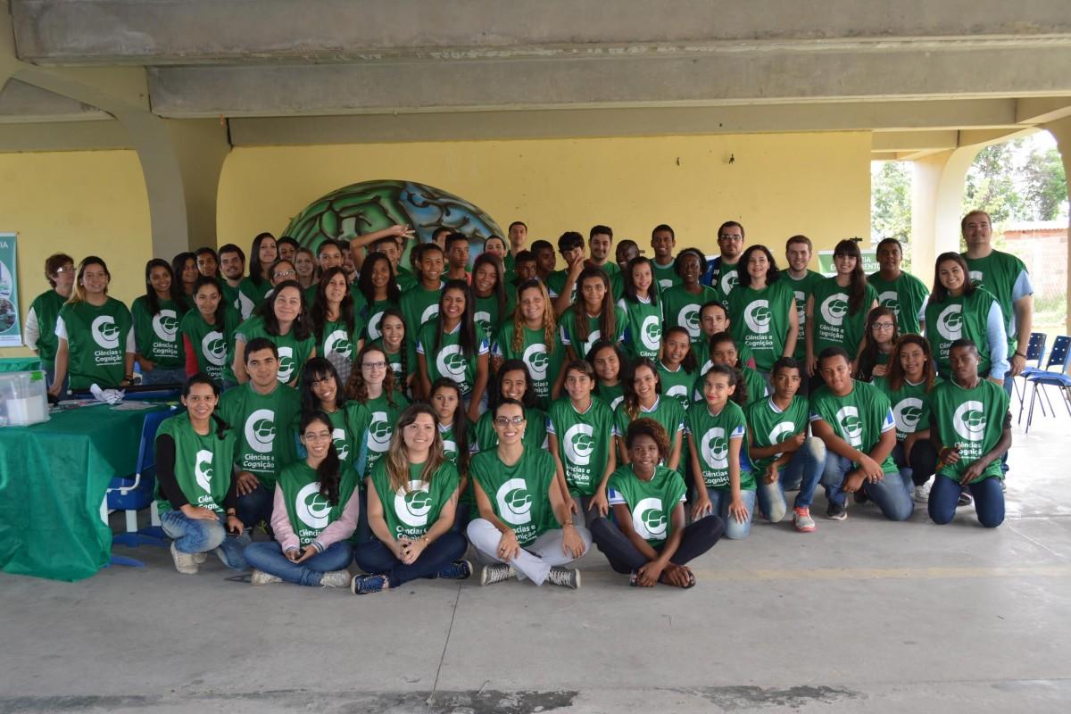 MIN visita escola em Bangu: seja um voluntário