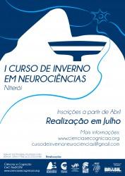 CARTAZ - I CURSO DE INVERNO