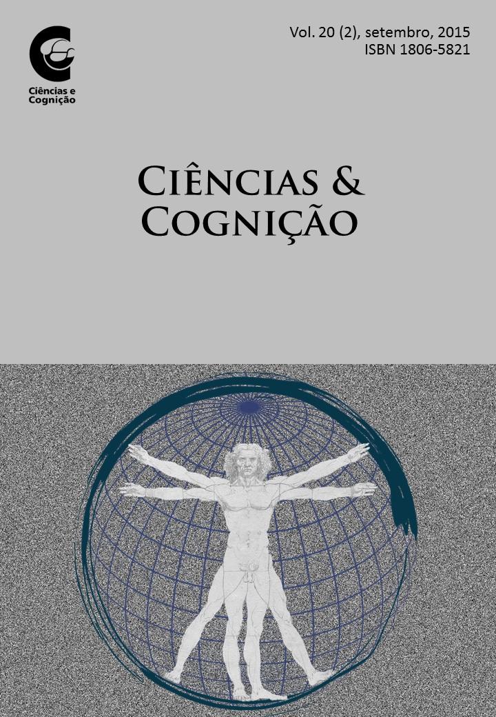 Está disponível online o Volume 20(2), de Ciências & Cognição