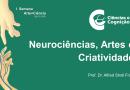 """""""Neurociências, Arte e Criatividade"""" – Prof. Dr. Alfred Sholl Franco."""