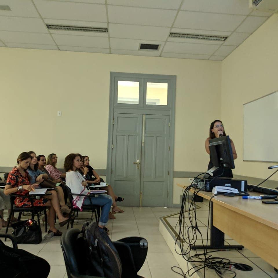 """Palestra """"Neurociências, Alfabetização e Educação Básica: Aspectos Relevantes para Pais e Educadores"""""""