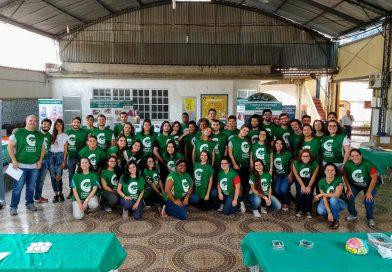 "MIN realiza ""Dia do Cérebro"" no Centro Educacional Novo Mundo"