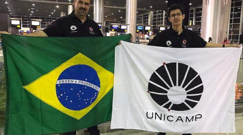 Campeão da OBN 2019 embarca para disputar a etapa internacional