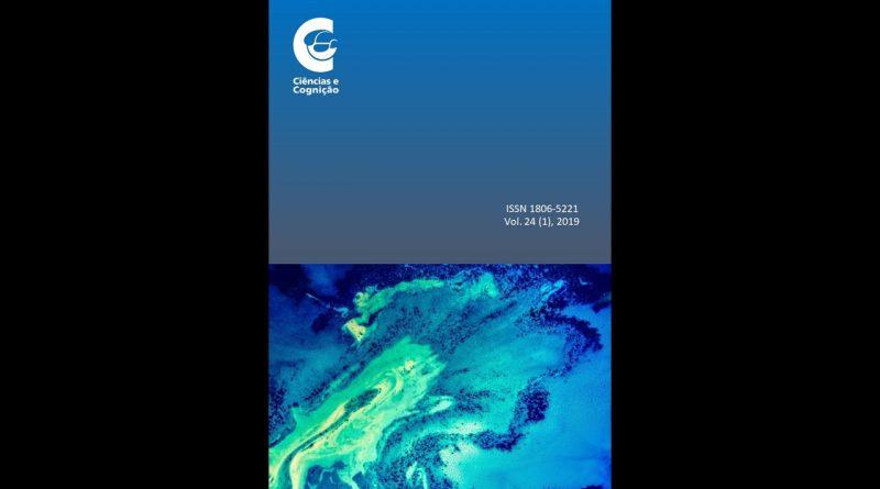 Publicado o volume 24(1), da revista científica 'Ciências & Cognição'