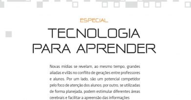 Tecnologia para aprender