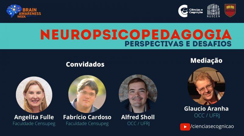 Live 'Neuropsicopedagogia: perspectivas e desafios'